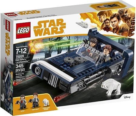 LEGO 75209 Han Solo's Landspeeder Set