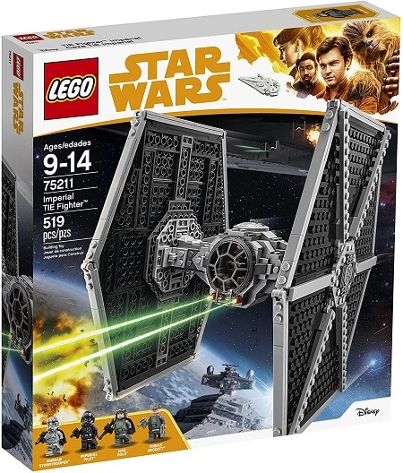 LEGO 75211 Imperial TIE Fighter Set