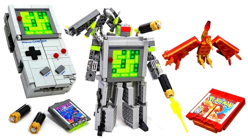 A look at LEGO Transformers