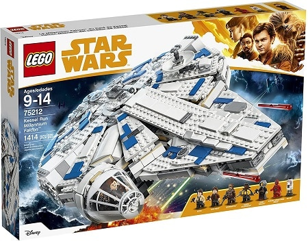 LEGO Set 75212 Kessel Run Millennium Falcon