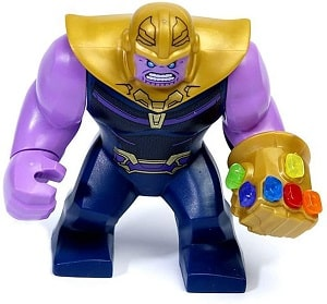 LEGO Thanos bigfig Infinity War Minifigure
