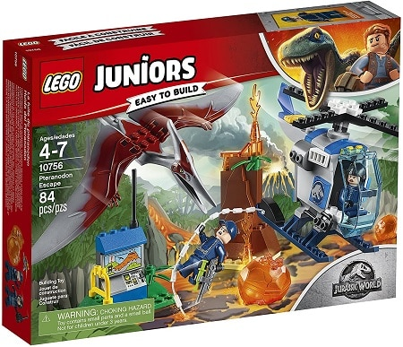 LEGO 10756 Pteranodon Escape Set