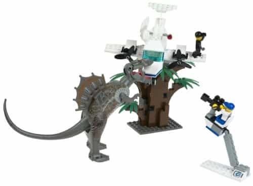 LEGO 1371 Spinosaurus Attack