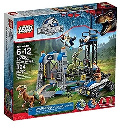 LEGO 75920 Raptor Escape