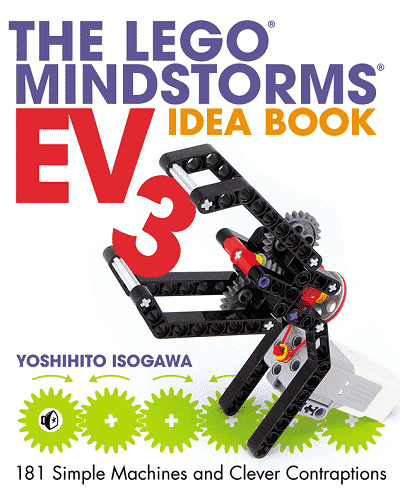 The LEGO Mindstorms EV3 Idea Book Review