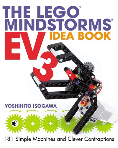 The LEGO Mindstorms EV3 Idea Book Review