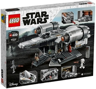 LEGO - The Razor Crest set