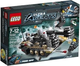 LEGO Ultra Agents 70161
