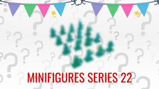 LEGO CMF Minifigures Series 22
