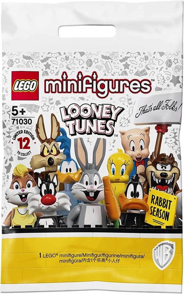 LEGO Looney Tunes Series 1 Minifigures Blind Bag