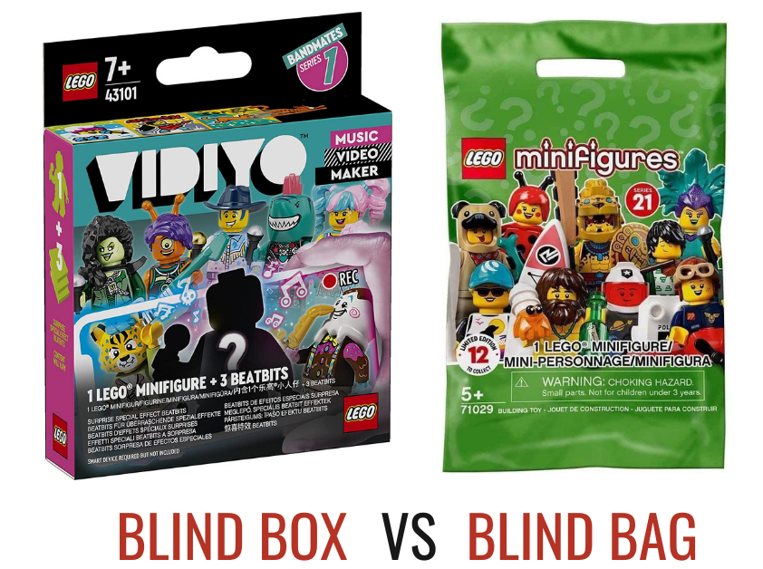 LEGO Minifigures Series 22 Blind Boxes or Blind Bags