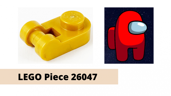 All you need to know about LEGO Piece 26047