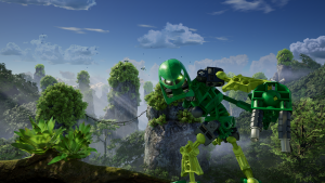 BIONICLE Masks of Power Gameplay