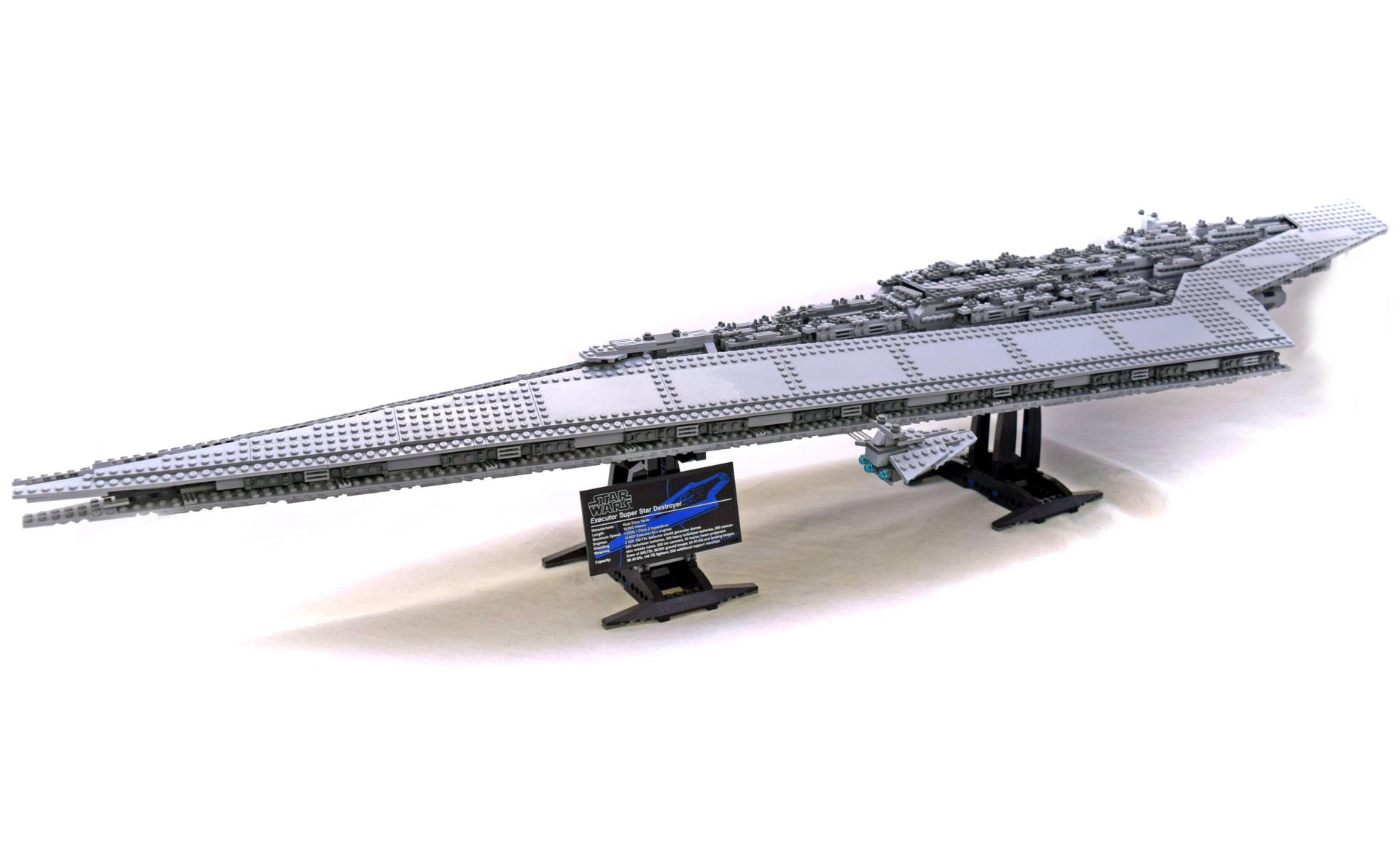 LEGO Star Wars 10221 Super Star Destroyer